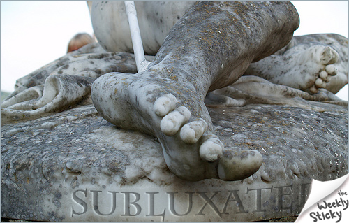 Your Achilles Subluxation